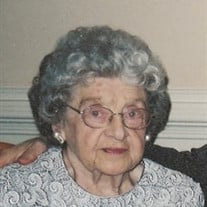 Frances Mary Bock