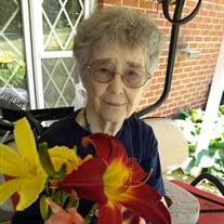 Phyllis Jeanette (Egbert) Hughes
