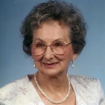 Gladys C. Mayborn