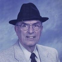 Pastor Leroy Hal Swartzendruber