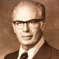 Dr. William Ronald Foster