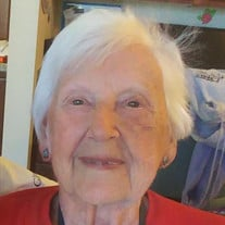 Dorothy Mae Henderson