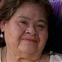 Mrs. Rosamaria Valero
