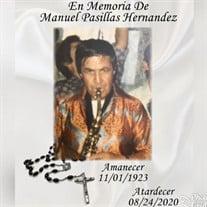 Manuel Pasillas Hernendez