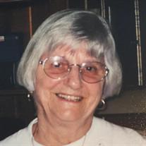 Mrs. Dortha Crowe Poe