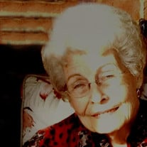 Nora Marie Mills of Corinth, MS