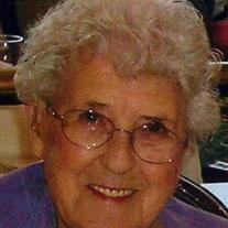 Mrs Dorothy  McNee