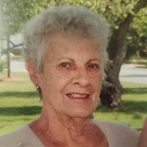 Jacqueline Irene Manseau