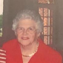 Mildred McCubbins Coffey
