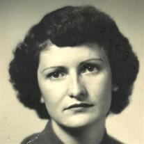 Doris Marie Comeaux