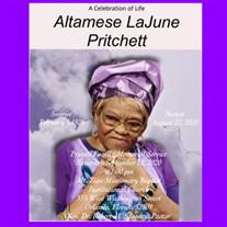 Altamese L. Pritchett