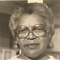 Mrs. Louise Askew
