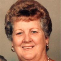 """Ethel Jacqueline """"Jackie"""" (Williams) White"""