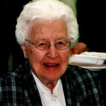 Ruby V. Clark