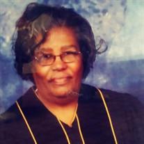 Pastor Bishop Olevia Howard