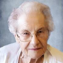 Mary Isabella Wilson
