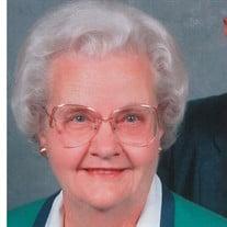 Mrs. Mary Alice Taylor