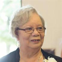 Mrs. Barbara Jean Bracy