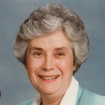 Frances Koontz McGarity