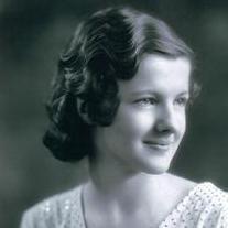 Margaret Cosner Lewis
