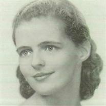 Nannie Laura Scruggs Cassidy