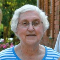 Geraldine Calvert Clark