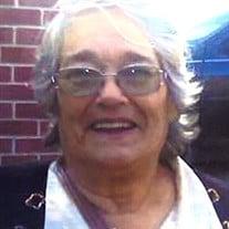 Nancy Joan Marshall