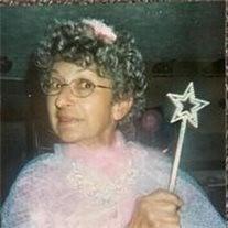Mildred Ann Wood Garner