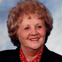 Maxine Burrell Tench