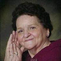 Hazel Mae (Evans) Holbrook