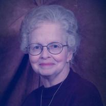 Joan Ashe Sweitzer
