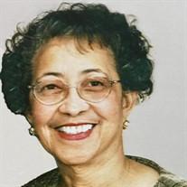 Mrs. Theola Inez Hunter