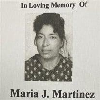 Maria .J. Martinez