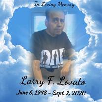 Larry Freddy Lovato