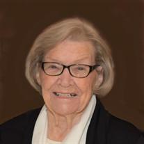 Mrs. Joy Ann Marshall