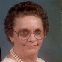 Blanche Marie Liddell
