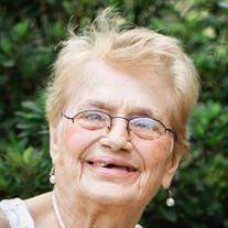 Mrs. Marjorie Edwards Barlow