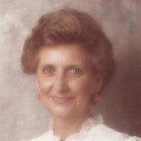 "Geraldine B. Provenza ""Peachie"""