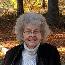 Betty Faye (Danner) Pearson