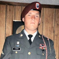 Allan Dave Farris of Corinth, Mississippi