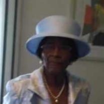 Mrs. Daisy Mae Moore