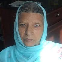 Paramjit Kaur