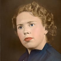 Mary Louise Underwood