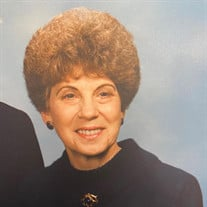 Mrs. Gladys Burroughs Pace