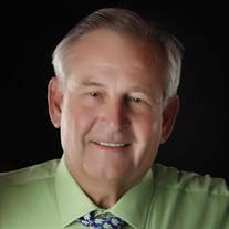 Retired USN Master Chief Allan S. Rohr