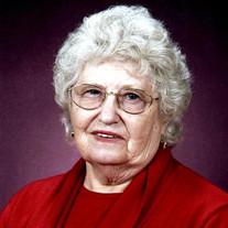 Rita Jane MacMillan Wilson