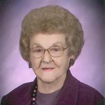 """Nancy L. """"Nannie"""" Davis"""