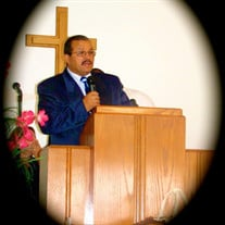 Pastor Benito V. Perez Jr.