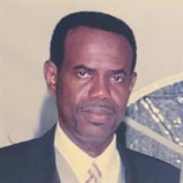 Vincent P Anderson