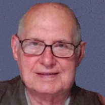 "Rev. James B. ""J.B."" Wilson"